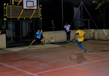 Players Party Streetsoccer
